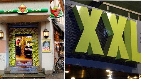 OPP OG NED: G-Sport sliter mens XXL suser forbi. Foto: KIRVIL HÅBERG ALLUM (Tønsbergs Blad)/Scanpix