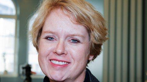 BABY-STIMULI: Tidligere Ap-politiker Marianne Aasen er sjef for Simula, som har innført babybonus.