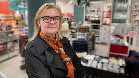 MÅ PERMITTERE ANSATTE: Nille-sjef Kjersti Hobøl må permittere nesten tusen ansatte. Foto: Halvor Ripegutu