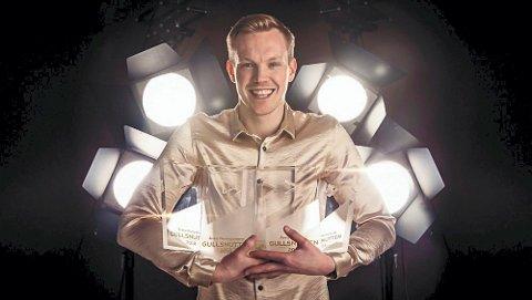 KLAR FOR TV: Martin Holmen fra Alvdal skal lede «Gullsnutten» på NRK3 neste helg. Foto: Kim Erlandsen, NRK