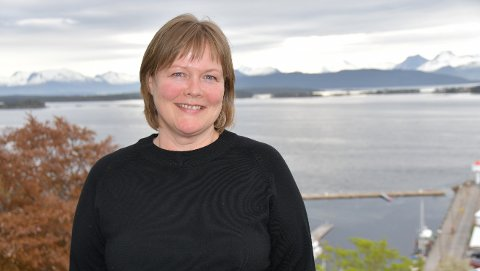 Prosjektleiar: Oddny Wiggen. Foto: Møre og Romsdal fylkeskommune.