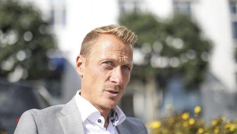 Gir ut bok: Torolf Kroglund er klar for å gi ut sin bok om ålen og om seg selv. Foto: stig Sandmo
