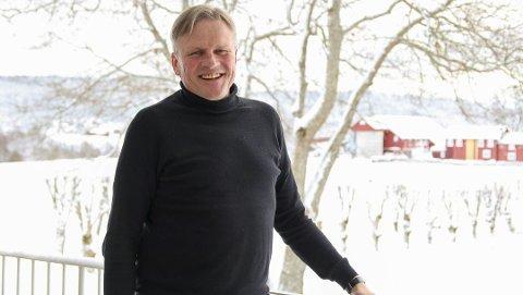 NÆRINGSSJEF: Ole Andreas Sandberg er næringssjef i Gjerstad kommune, og sitter i det regionale næringsfondet sammen med næringssjefene i de andre fire kommunene øst i Agder.