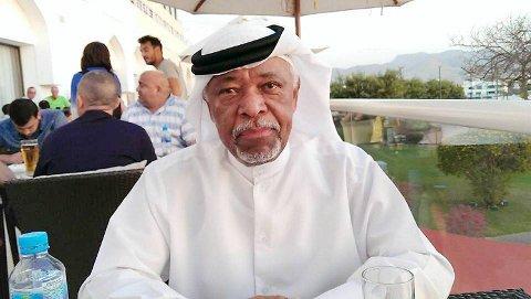 Nasser Saif Al Jabry er en meget godt bemidlet mann fra den arabiske halvøy – og nå sponsor for en BIK-spiller.