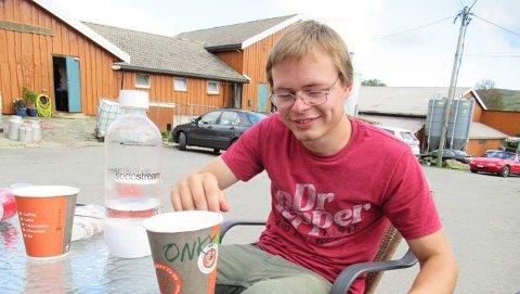 UiB-studenten Ommund Veim Eikje (22) fra Tysvær er savnet i Frankrike