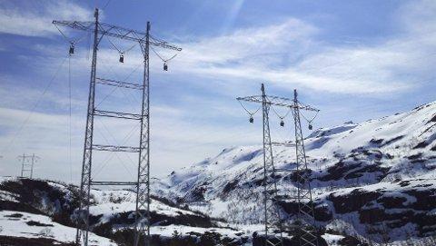 – Det vil trolig alltid være en monopolsituasjon på det fysiske strømnettet, men vi trenger ikke 123 selskaper til styre det. Arkivfoto: BA