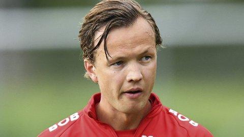 Fredrik Haugen har rusk i maskineriet.