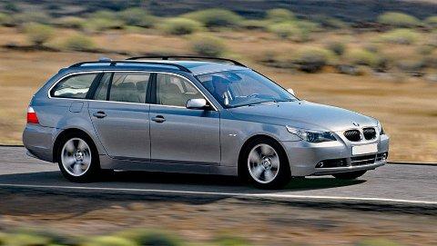 En kjøreglad BMW stasjonsvogn med dieselmotor bør vel fortsatt være attraktiv på bruktbilmarkedet?