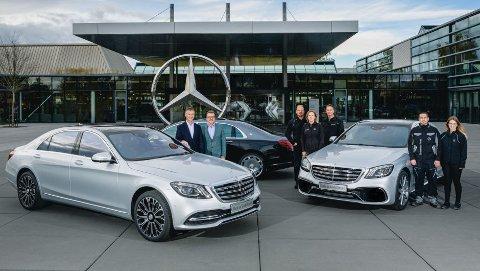 """Innen 2022 skal Daimler-konsernet, som blant annet eier Mercedes-Benz, kvitte seg med tusenvis av ansatte. Det skyldes i all hovedsak satsingen på elbil, eller """"CO2-nøytral mobilitet"""" – som det heter i en pressemelding."""