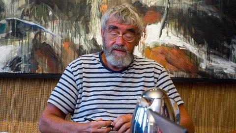 FIKK TOMMELEN NED: Krødsherad AP, og en lite fornøyd ordfører Gustav Kalager, fikk ikke med seg kommunstyret på å bruke penger på skole, framfor omsorgsboliger ved Kryllingheimen.