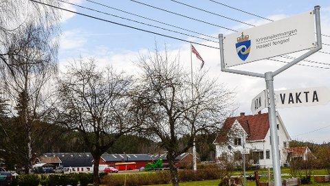 FORESLÅS NEDLAGT: Soningsplassene i Hassel fengsel.