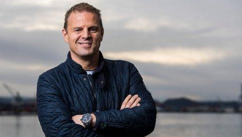 SNEKKER: Otto Robsahm har hjulpet mange familier som har slitt med oppussingen som «Sinnasnekker'n» på TV Norge. Foto: Nettavisen