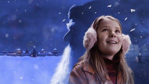 SNØFALL: I Snøfall møter vi Selma (Siri Skjeggedal).  NRKs «Snøfall» er den mest sette julekalenderen noensinne på norsk tv.