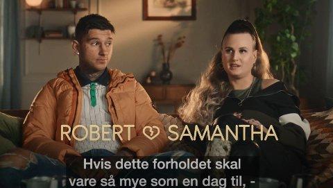 Kevin Vågenes har hentet inspirasjon fra Fredrikstad-kvinnen Fetisha Williams (27) i sin karakter som «Samantha».
