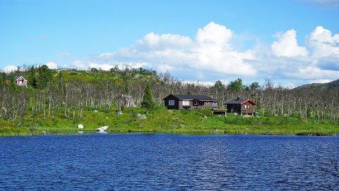 NYE TOMTER: Sist det ble lagt ut nye hyttetomter på Bjørnfjell-platået var på slutten av 80-tallet. I løpet av høsten kan det komme 50 nye tomter.
