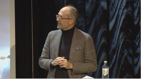 Partner Jan Fougner i advokatfirmaet Wiersholm