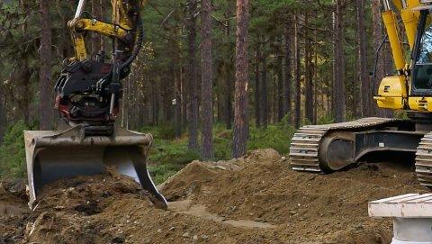 Entreprenøren Grunnarbeid Narvik AS måtte ta den tunge veien til skifteretten. (Illustrasjonsfoto)