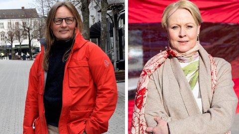 NY SMITTE: Både Ringerikes kommuneoverlege Karing Møkker og Jevnakers kommuneoverlege, Marthe Bergli, venter flere prøvesvar, men sent søndag ettermiddag har de fått bekreftet to nye tilfeller.