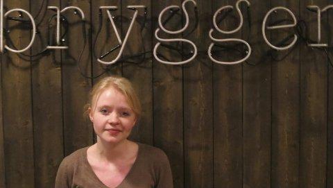 Stolt ny eier av Bryggerhuset: Mona Cecilie Johansen har store ambisjoner for virksomheten ved Torget.