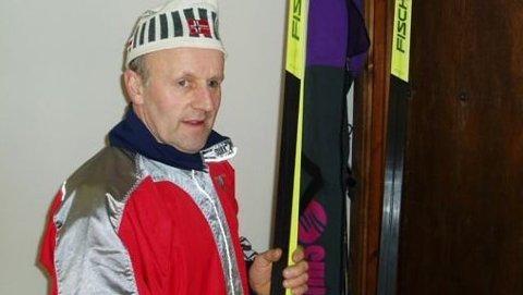 Sentral figur: Hans  Lie har vært svært betydningsfull for skimiljøet i TFL.