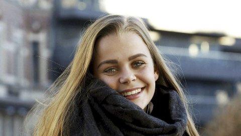 TRAKK SEG: Andrea Moksnes fra Fredrikstad måtte trekke seg fra en av hovedrollene i «Den hvite Dame» bare tre uker før premieren.  Foto: Svein Kristiansen