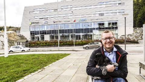 GIR SEG: Ole Gabrielsen gir seg som administrerende direktør i Smart Innovation Norway og går inn i en ny stilling som direktør for samfunnskontakt og forretningsutvikling.