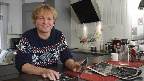 MANGE MINNER: Ole Evenrud skal ta publikum med på hans reise når han entrer scenen i Brygga Kultursal den 29. april. Han byr på en musikalsk selvbiografi som strekker seg fra 1982 til 2017.