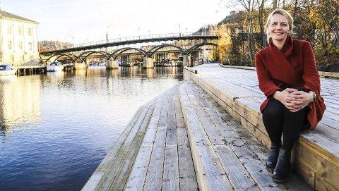 Solveig Østby Vitanza sikret seg fjerdeplassen på Østfold Arbeiderparti sin liste til stortingsvalget i 2021.