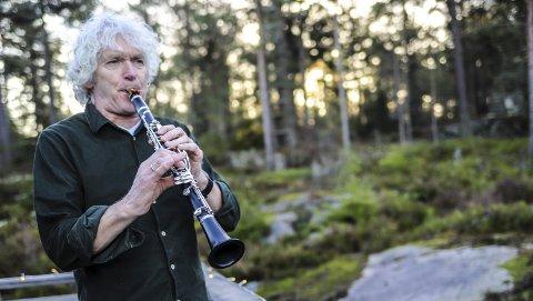 «Abstinens»: – Jeg må spille klarinett hver enste dag. Hvis ikke får jeg abstinens, sier Knut Henriksen