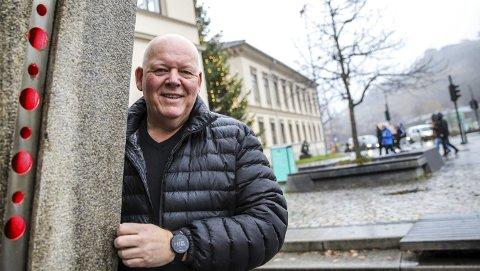 Avdelingsleder: Per Kristian Dahl er avdelingsleder for drift hos Halden Arbeid og Vekst. – Jeg har et hjerte for dem som trenger litt ekstra hjelp i samfunnet. Jeg trives veldig godt i denne jobben, sier Dahl.