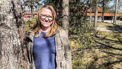 UT FOR Å LÆRE MER: Mirjam Kilen gleder seg til å lære mer. Fra 17. august skal hun praktisere på et sykehus. Etter et år blir hun spesialist i allmenn medisin.