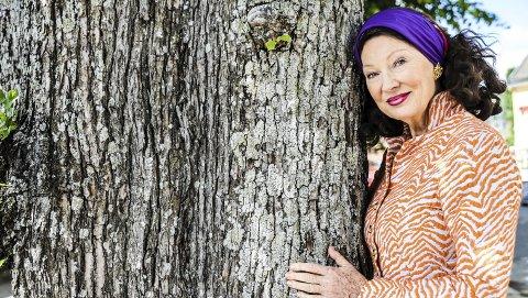 SVAMP: Åse Kleveland lærte tidlig at det var lurt å være som en svamp. Hun sugde til seg lærdom, og inntrykk. Det har hun fått mye nytte av i livet.