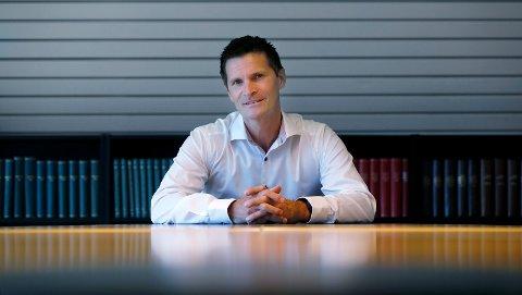 GÅTT TIL SAK: Advokat og bostyrer Trond Jarle Bachmann har gått til sak mot forsikringsselskapet AIG på vegne av konkursboet til Klagehjelp as.