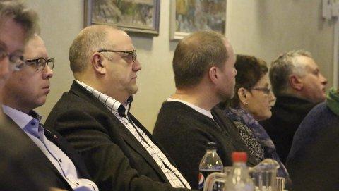 Budsjett: Knut Nilsen (Ap) la fram et budsjettforslag på vegne av Arbeiderpartiets medlemmer i Alstahaug. Forslaget fikk ikke flertall. Foto: Jill-Mari Erichsen