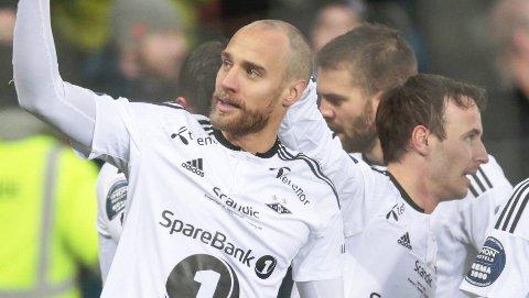 Tore Reginiussen møter både Odd og Molde hjemme tidlig i 2017-sesongen.  Foto: Lise Åserud / NTB scanpix
