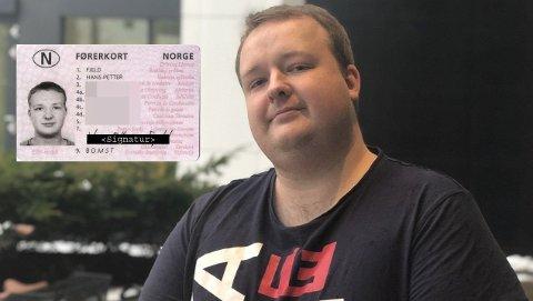UTSATT FOR ID-TYVERI: - Man trenger ikke fødselsnummer for å bli utsatt for ID-tyveri. Det holder med navn og bildet, sier Hans-Petter Fjeld.