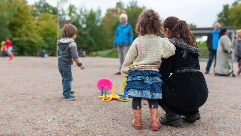 Barnefattigdom eksisterer også i Harstad.