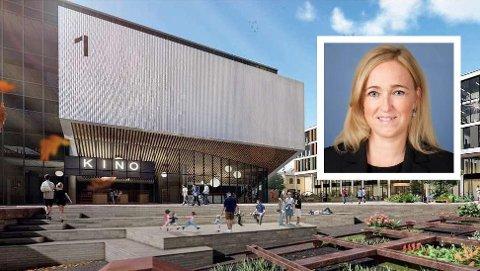 Esther Lindalen Rohde Garder er advokat for Kjøpesenter Nord AS.