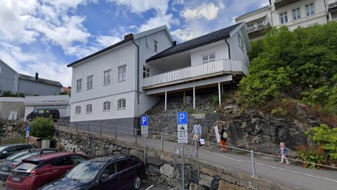 SOLGT: Barthebakken 4 er solgt for 4,9 millioner fra Prå Eiendom AS til Elisabeth Sterner Brekka og Pål Brekka.