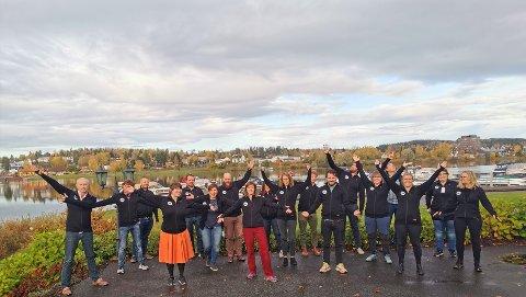 Gruppeledersamling Tyrifjord Hotell.