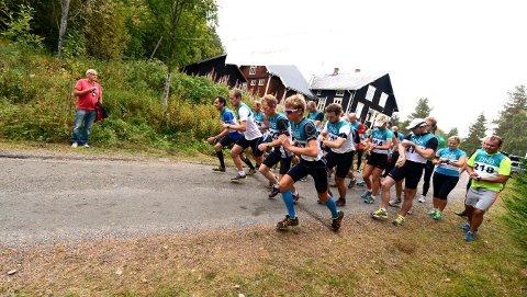 NUMEDALSLØPET: Lørdag går startskuddet for det 62. Numedalsløpet ved Høgheim i Lyngdal. FOTO: OLE JOHN HOSTVEDT