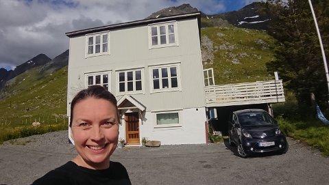 Margrethe Valler ønsker å teste stemningen for å etablere et kollektiv i Skjelfjorden.