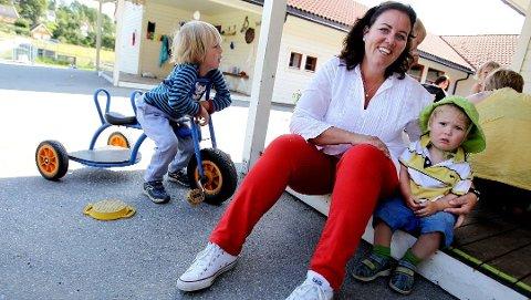 BARNEHAGER: Gründer Elisabeth Engen Lie eide barnehager i flere år. I 2016 solgte hun alle tre, da hun ønsket å drive med annet. Nå er hun utdannet terapeut.