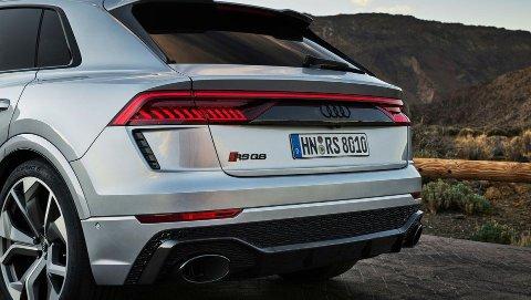 Audi RS Q8 er verdens raskeste bil rundt Nürburgring. Nå er de norske prisene klare.