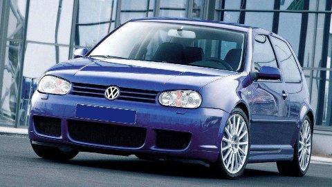 VW Golf topper oversikten over biler det ble vraket flest av her til lands i fjor. Snittalderen er for øvrig på 18,1 år.