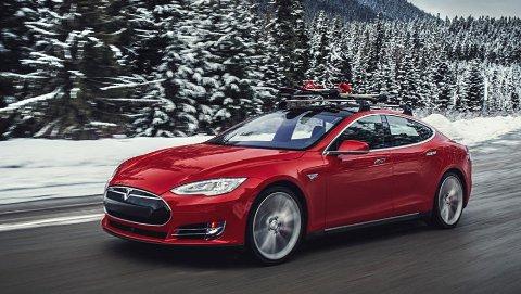 Det finnes nesten 500 brukte Tesla Model S tilsalgs i Norge og den behøver ikke å være noe skummet kjøp, mener Broom-Benny.