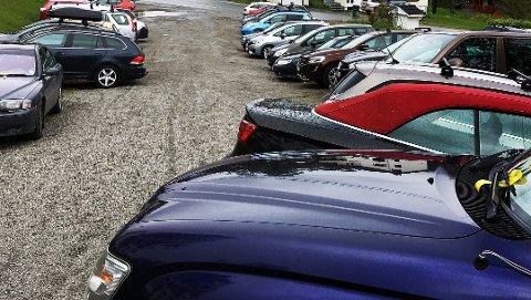 INNBRINGENDE: 2017 ble et godt år for Tromsø kommunes parkeringsselskaper. Arkivfoto.