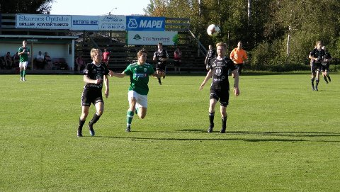 Håvard Gramm Myhre (t.v.) og Tov Dyste (t.h.)