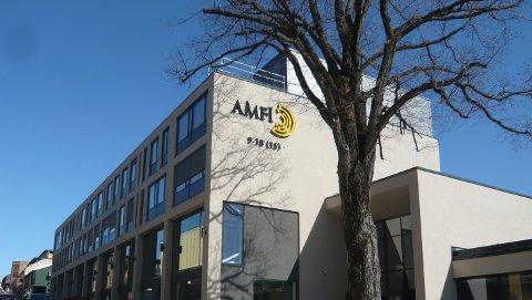 ENEEIER: Olav Thon Eiendomsselskap  har nå kjøpt hele Amfi Larvik.