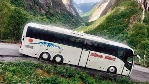ETABLERER TRYSIL-SELSKAP: Sälen Buss AB har etablert et nytt selskap, Trysil Buss AS, i forbindelse med at selskapet vil frakte passasjerer fra Scandinavian Mountains Airport til Trysil.